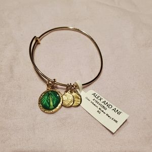 Alex and Ani Mother Mary bangle
